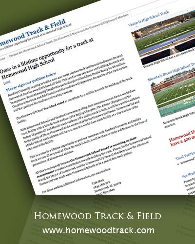 Homewood Track