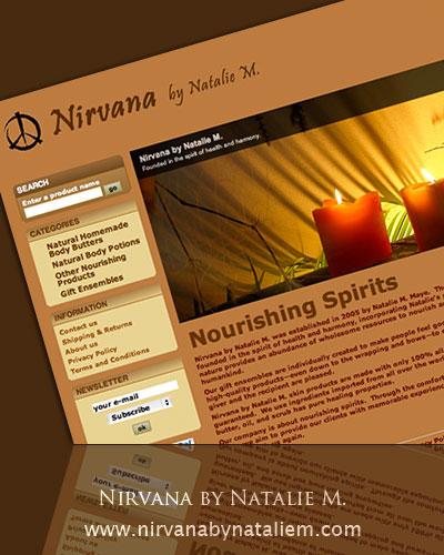 Nirvana by Natalie M.